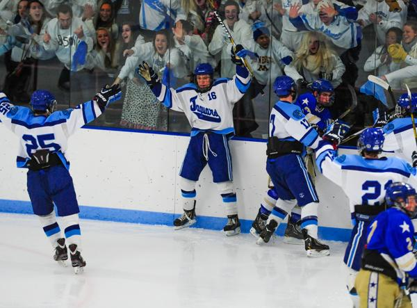 MN H.S.: Jaguars Knock Out The Stars In A Wild Shootout - Bloomington Jefferson Proves To Be Too Much For Holy Angels