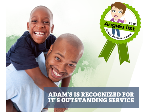 Adam's is Recognized for its Outstanding Service